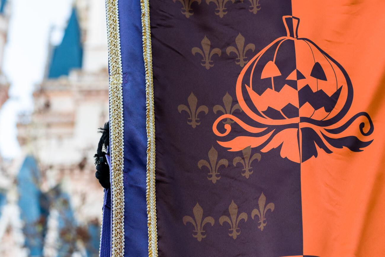 かぼちゃの旗