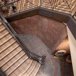 イクスピアリの螺旋階段