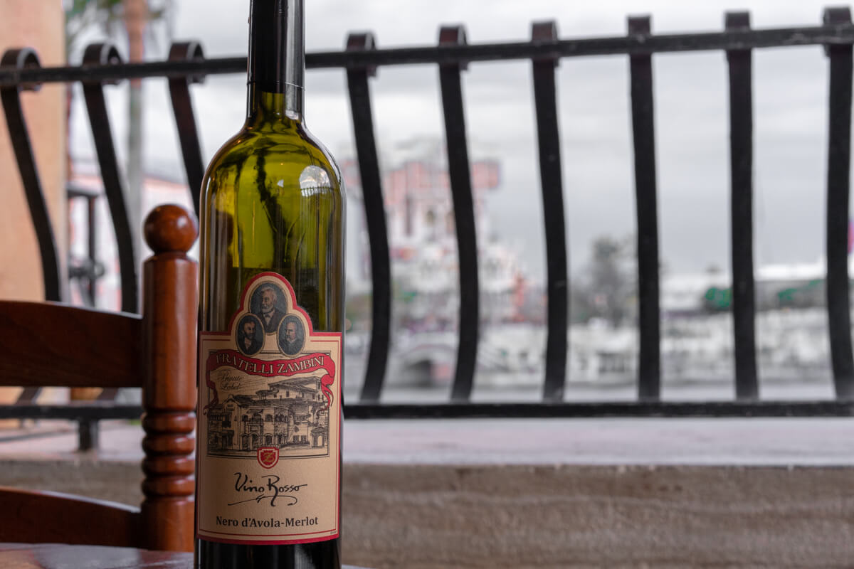 ザンビーニ ワイン